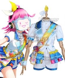 LoveLive! School Idol Festival PERFECT Dream Project Rainbow Rose Rina Tennoji Cosplay Costume