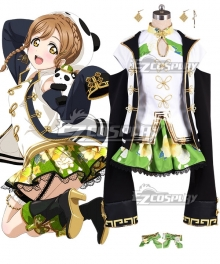 LoveLive! Sunshine!! Aqours Kunikida Hanamaru SSR China Dress Ver Cosplay Costume