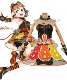 Love Live! lovelive! sunshine!! Cyber Idolized Gaming Game Awaken Chika Takami Cosplay Costume
