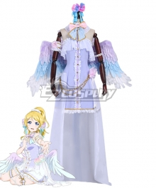 Lovelive! Love Live! White Day Eli Ayase Cosplay Costume