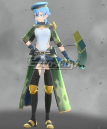 Sword Art Online Alicization Lycori Sinon Asada Shino Prize Cosplay Costume