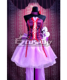 Macross Frontier Sheryl Nome Final Cosplay Costume