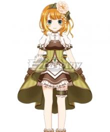 Magia Record: Puella Magi Madoka Magica Side Story Haruna Konomi Cosplay Costume