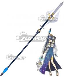 Magia Record: Puella Magi Madoka Magica Side Story Magireco Yachiyo Nanami Cosplay Weapon Prop
