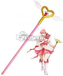 Magical Girl Ore Magical Girl Saki Uno Wand Cosplay Weapon Prop