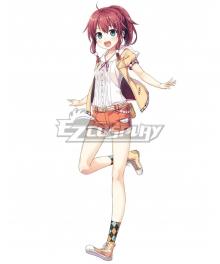 Maitetsu:Pure Station Migita Hibiki Galgame Cosplay Costume