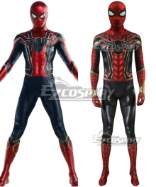 Marvel 2018 Avengers 3: Infinity War Spider Man Peter Parker Cosplay Costume