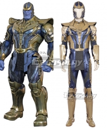 Marvel 2018 Avengers 3: Infinity War Thanos Armor Cosplay Costume