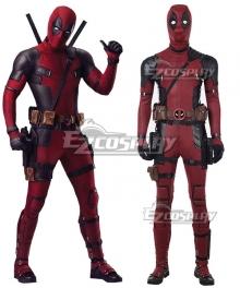 Marvel 2018 Deadpool 2 Wade Winston Wilson New Edition Cosplay Costume