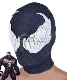 Marvel 2018 Movie Venom Edward Eddie Brock Mask Cosplay Accessory Prop