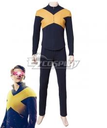 Marvel 2019 X-Men: Dark Phoenix Male Cyclops Cosplay Costume