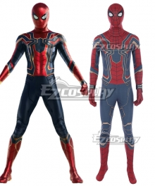 Marvel Avengers 3: Infinity War Spider Man Peter Parker Cosplay Costume