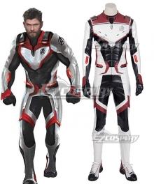 Marvel Avengers 4: Endgame Avengers Superhero Zentai Jumpsuit Battle Suit Cosplay Costume