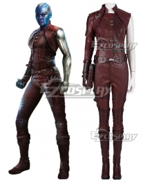 Marvel Avengers: Endgame Nebula Cosplay Costume - B Edition