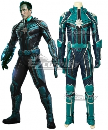 Marvel Captain Marvel Yon-Rogg Cosplay Costume
