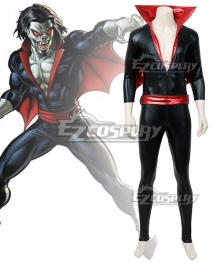 Marvel Comics Michael Morbius The Living Vampire Cosplay Costume