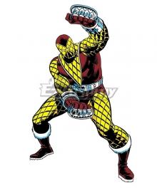 Marvel Comics Shocker Cosplay Costume