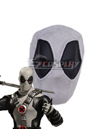 Marvel Comics X-Force Deadpool 2 Wade Wilson Mask Accessory Prop