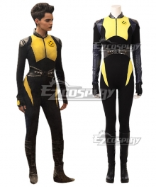 Marvel Deadpool 2 Negasonic Teenage Warhead Ellie Phimister Cosplay Costume