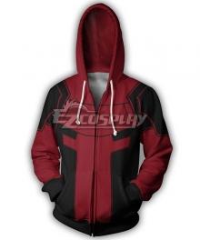 Marvel Deadpool Wade Winston Wilson Coat Hoodie Cosplay Costume
