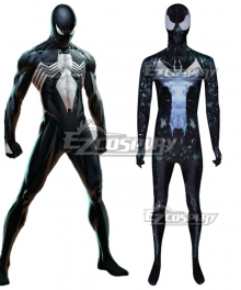 Marvel Spider Man Venom Spider-man Zentai Jumpsuit Cosplay Costume