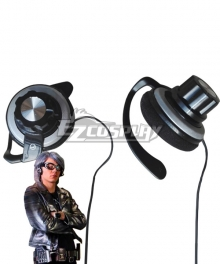 Marvel The X-Men Quicksilver Pietro Django Maximoff Headset Cosplay Accessory Prop