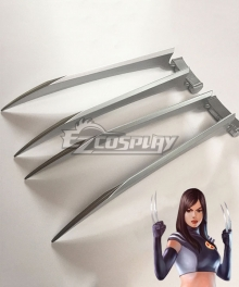 Marvel X-Men: Evolution X-23 Laura Kinney Paw Cosplay Accessory Prop