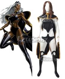 Marvel X-men Storm Jumpsuit Cosplay Costume