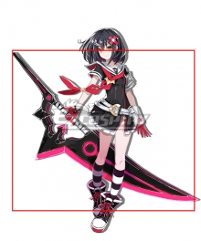 Mary Skelter Finale Alice Cosplay Weapon Prop