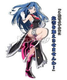 Mary Skelter Finale Cinderella   Cosplay Costume