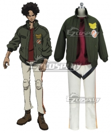 Megalo Box Junk Dog J.D. Cosplay Costume