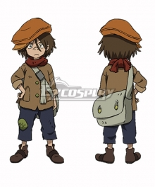 Megalo Box Sachio Cosplay Costume