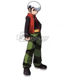 MegaMan.EXE Eugene Chaud Cosplay Costume