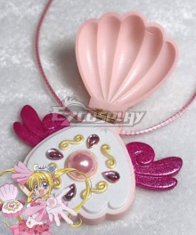 Mermaid Melody Pichi Pichi Pitch Lucia Nanami Castanets Cosplay Weapon Prop