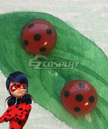 Miraculous Ladybug Marinette Stud Cosplay Accessory Prop