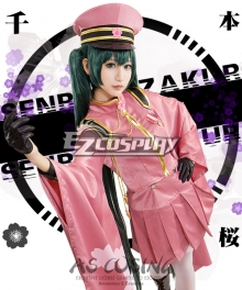 VOCALOID Senbonzakura Hatsune Miku Cosplay Costume - Deluxe Edition