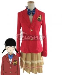 Mob Psycho 100 Arataka Reigen Kageyama Shigeo Girl Uniform Cosplay Costume