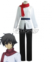 Mobile Suit Gundam 00 Setsuna F Seiei Cosplay Costume