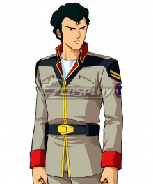 Mobile Suit Gundam: Char's Counterattack Bright Noa Cosplay Costume