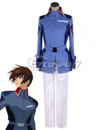 Mobile Suit Gundam SEED Kira Yamato O.M.N.I. Cosplay Costume
