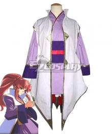 Mobile Suit Gundam SEED Lacus Clyne Ship Champion Uniform Cosplay Costume