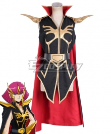 Mobile Suit Gundam ZZ Haman Karn Cosplay Costume