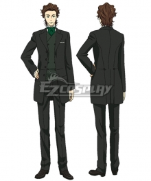 Moriarty the Patriot Albert James Moriarty Cosplay Costume