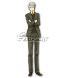 Moriarty the Patriot John H. Watson Cosplay Costume