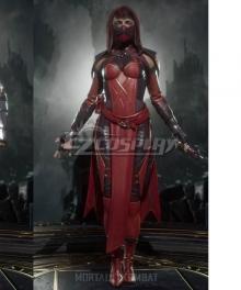 Mortal Kombat 11 Skarlet Cosplay Costume
