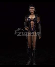 Mortal Kombat 2011 Queen Sindel Cosplay Costume