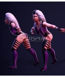 Mortal Kombat 3 Queen Sindel Cosplay Costume