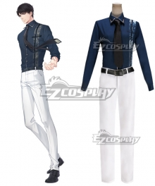 Mr Love: Queen's Choice Evol x Love Victor Li Zeyan Zen Cosplay Costume