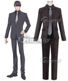 Mr Love: Queen's Choice Evol x Love Victor Li Zeyan Zen Cosplay Costume - B Edition