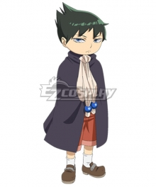 Muhyo & Roji's Bureau of Supernatural Investigation Toru Muhyo Cosplay Costume